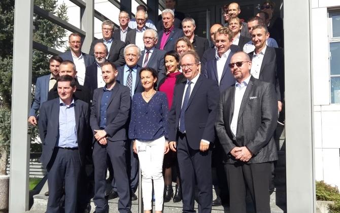 Groupe de lancement du réseau Résilian
