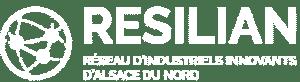 Logo Résilian blanc