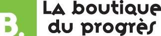 Logo de la boutique du progres